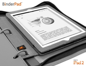 iPad Case Binder Pad